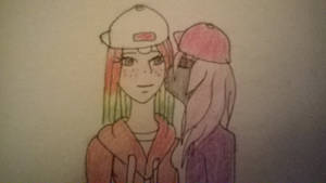 Request: kiss on the cheek
