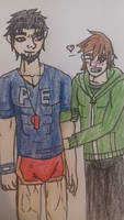 OC DATE 1: Prof.Deathgaze and Dr.Oliver