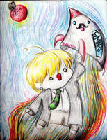 Draco's Rocketship by dancephd