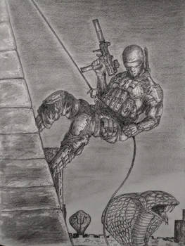 The Commando - Snake Eyes