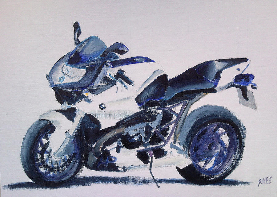 BMW HP2 Sport by meeart