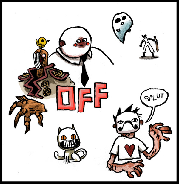 off color by mortisghost - Off Color Cartoons