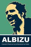 Albizu - Green Poster