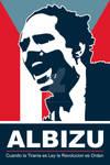 Albizu - P.R. Poster