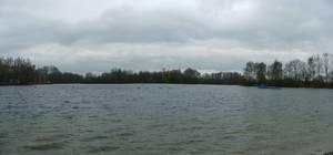 Spring lake waiting to awake by s8472