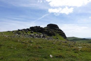 Rocks of Dartmoor I by s8472