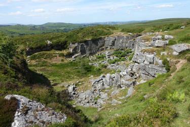 Rocks of Dartmoor II by s8472