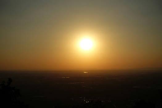 Hot Summer Sunset II