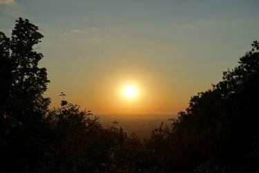 Hot Summer Sunset III
