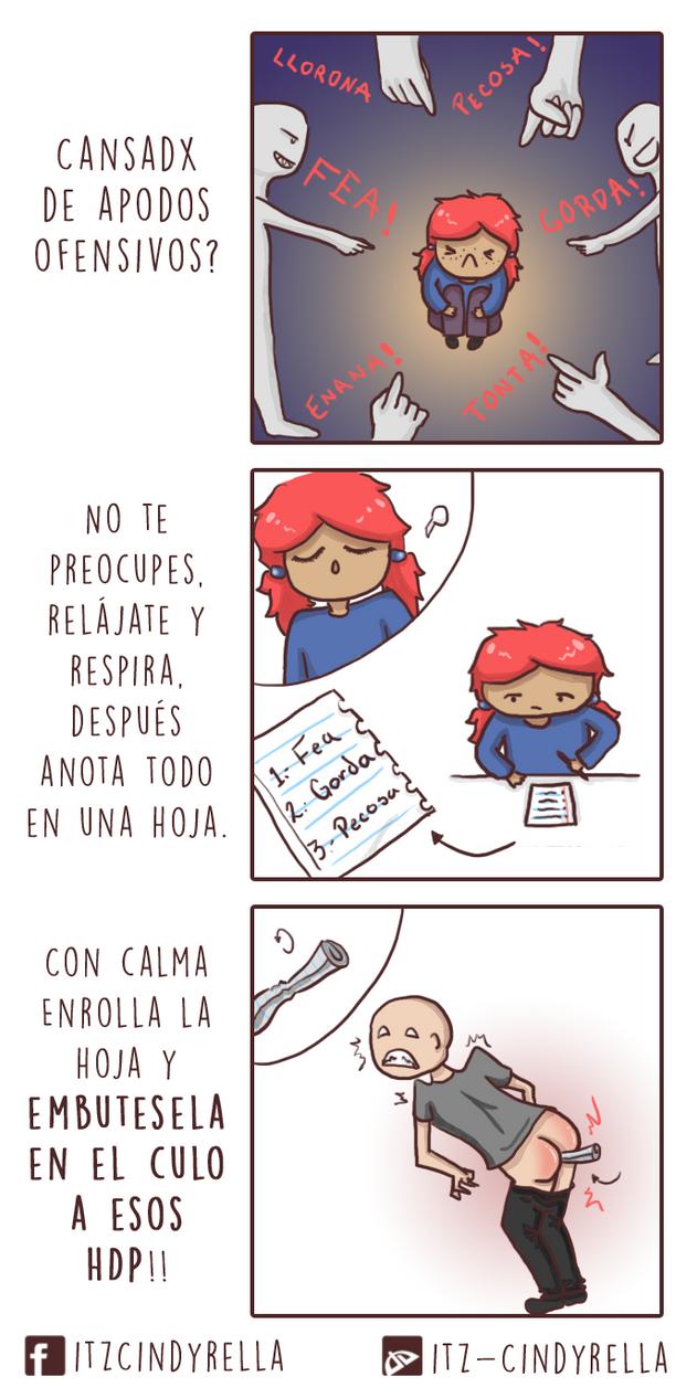 Apodos Ofensivos by itz-Cindyrella