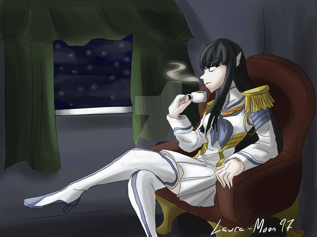 Kiryuin Satsuki by Laura-Moon97