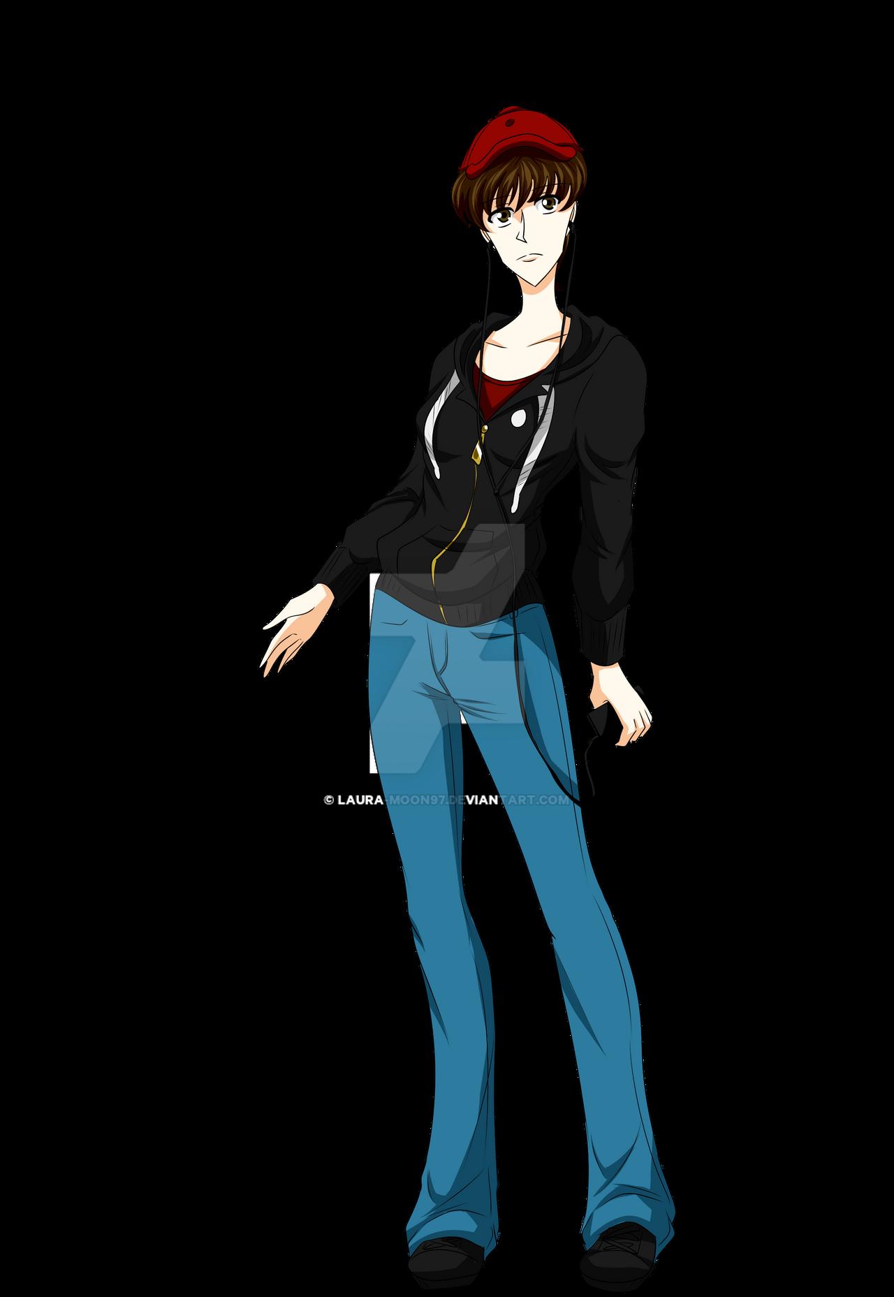 Laura Nyman Character by Laura-Moon97