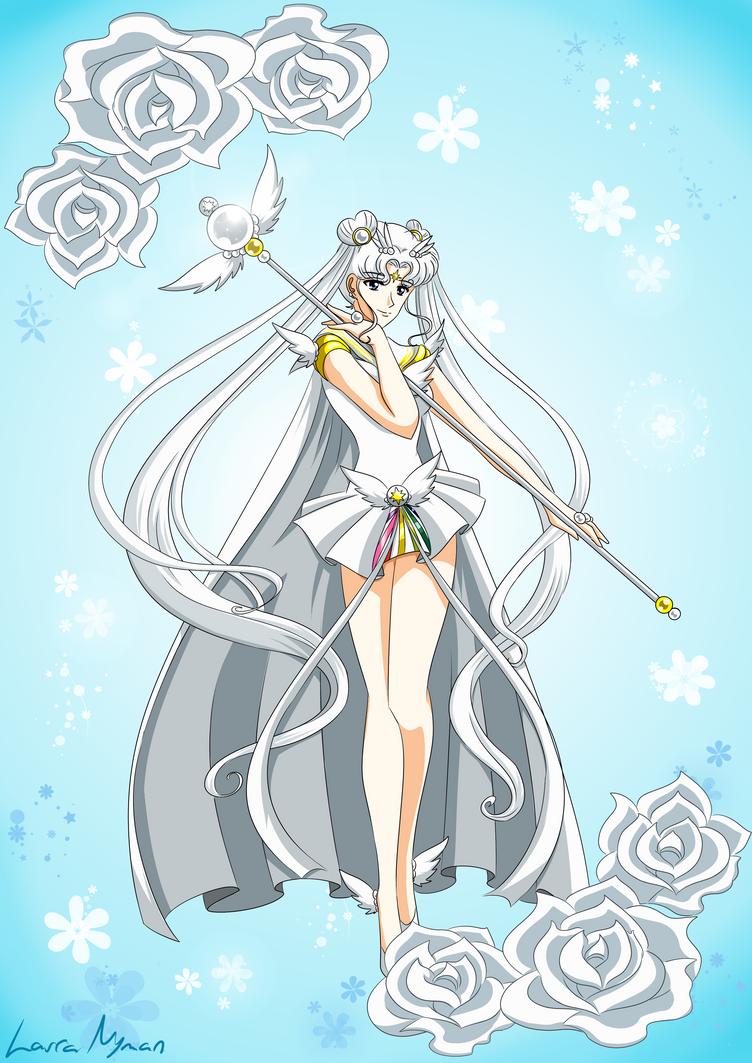 Sailor Cosmos by Laura-Moon97
