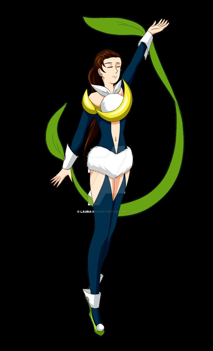 Felicia - Moon costume Uta Kata by Laura-Moon97