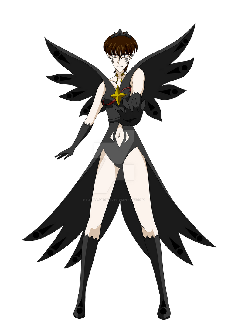 Laura - Mirror costume Uta Kata by Laura-Moon97