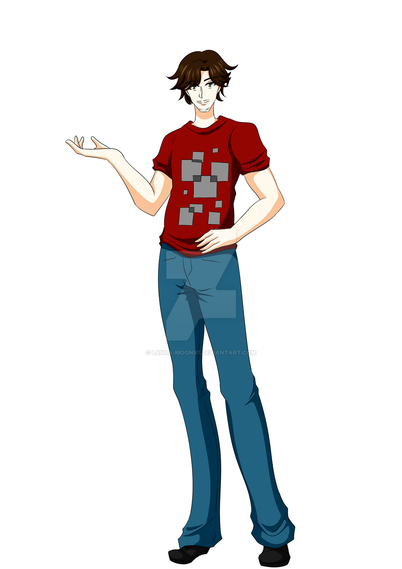 My boyfriend Linus - concept by Laura-Moon97