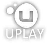 Lucid: Icons - Uplay - White by robbansj on DeviantArt