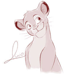 Simba by RwoRomeo