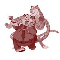 Zootopia Headcanon: Feline husbands by RwoRomeo