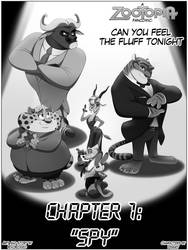 Chapter 1 - 'Spy'