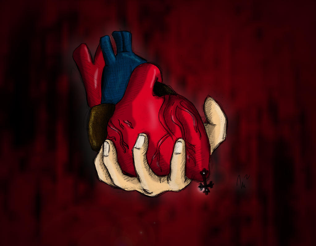 HUMAN HEART By Sanmi
