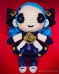 Gwen crochet by sanmi