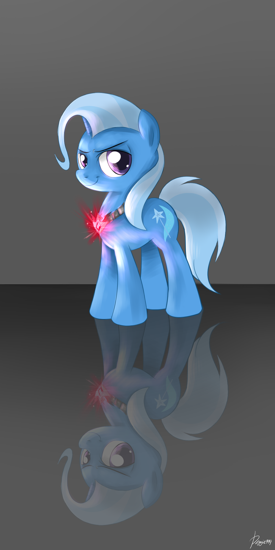 Trixie's Amulet by Doggie999