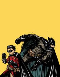 Le Bat by kidreverie