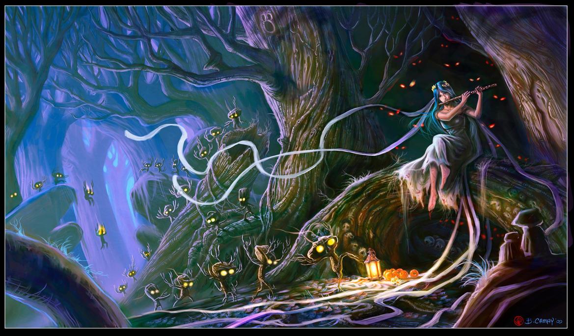 elves of fornica forrest