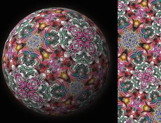 Planet80: Chinese Restaurant Flower by 8ighteyed