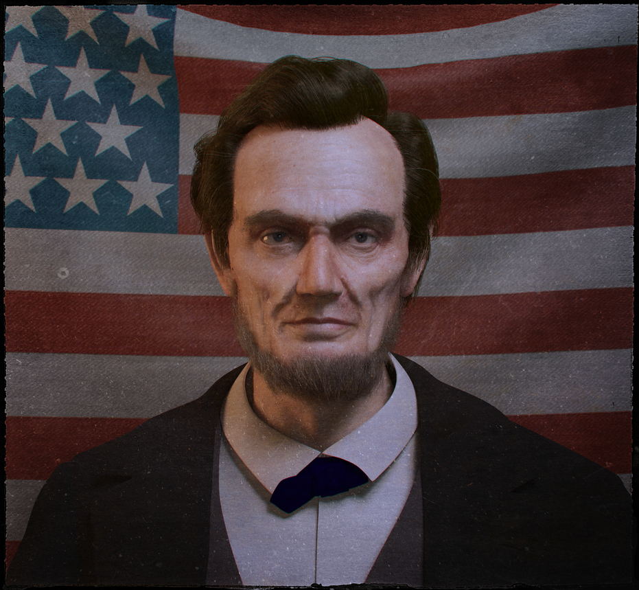 Abraham Lincoln V1 by misket-nfeos