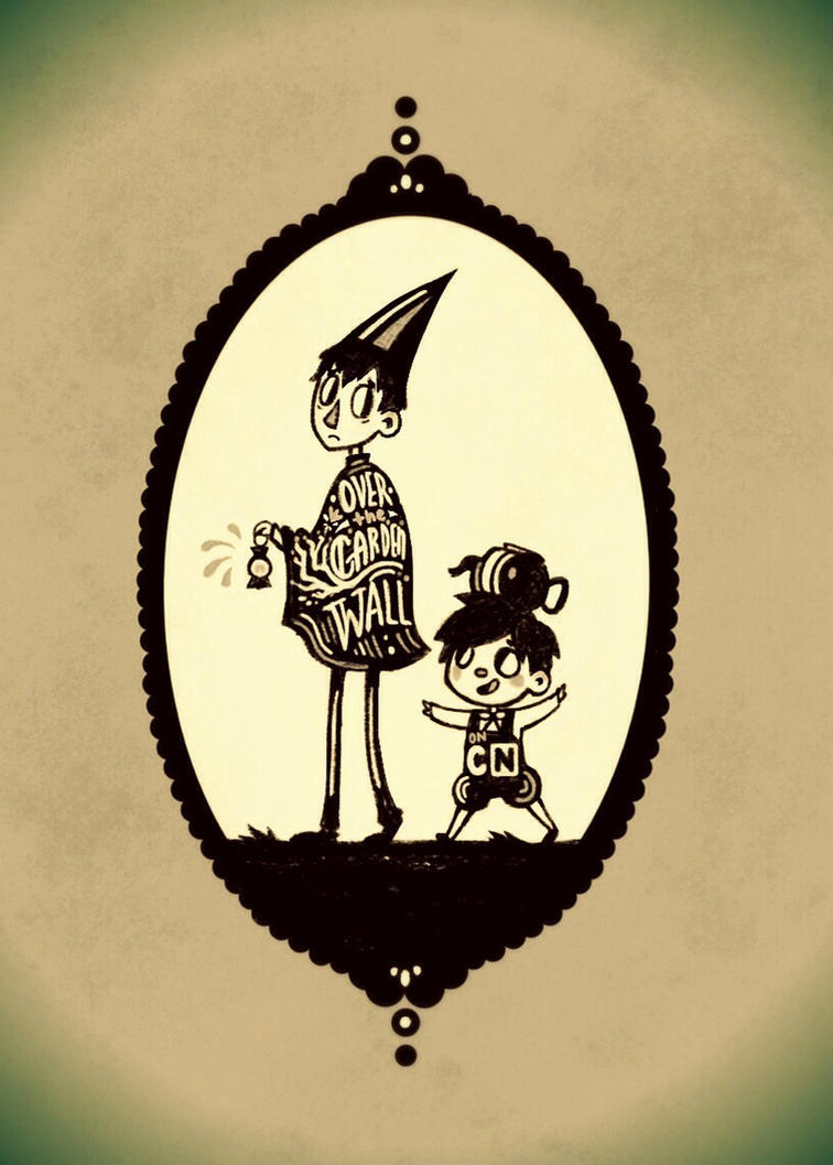 Over the Garden Wall by Goose-of-Stature on DeviantArt