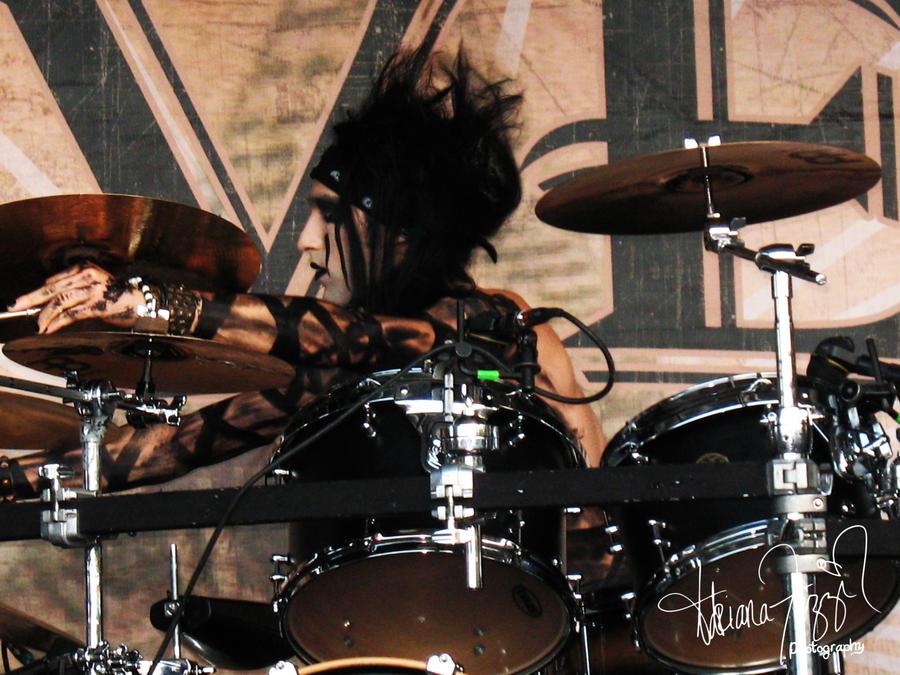 Black Veil Brides-Warped Tour 2011 by AdrianaFazzi on ...