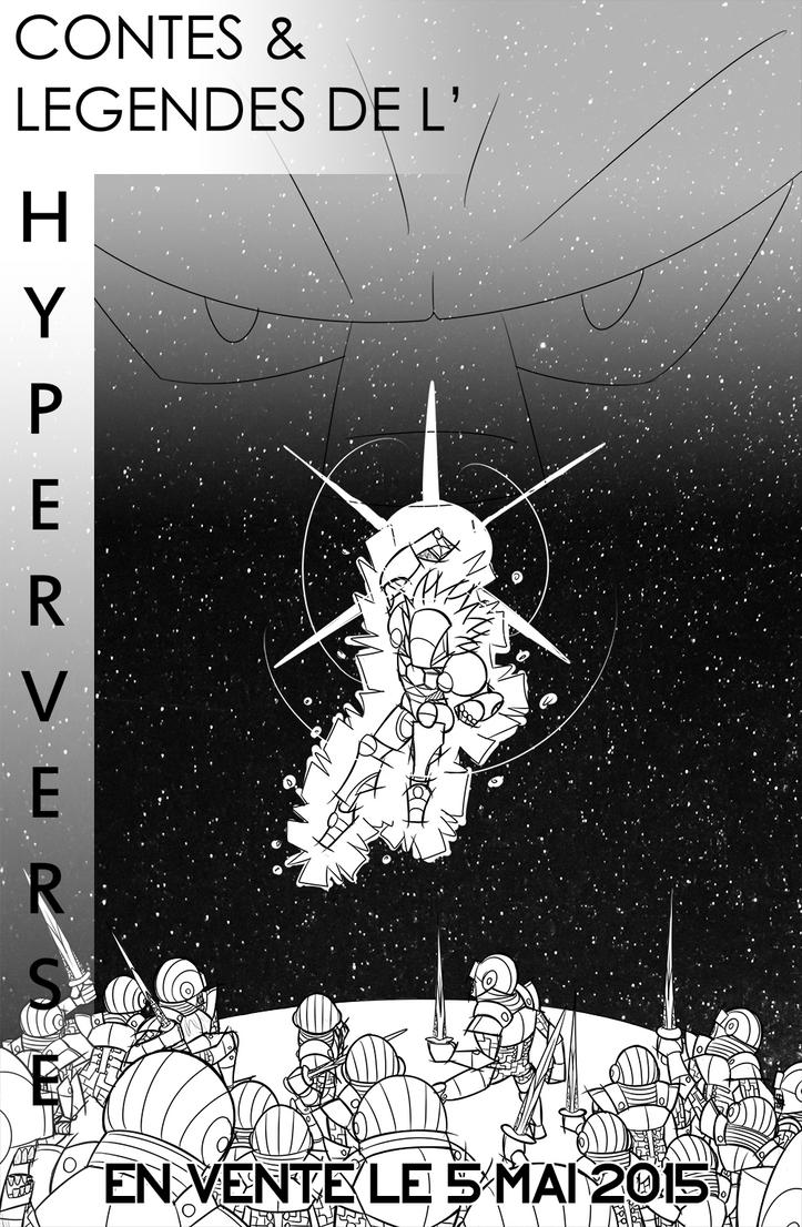 Fanzine 2015 (Super Hero themed) by AlphonseDaya