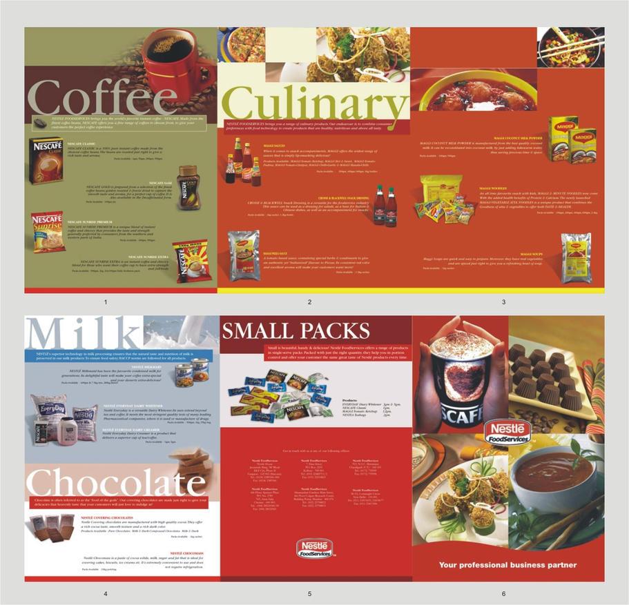 nestle brochure 1 by goodlife