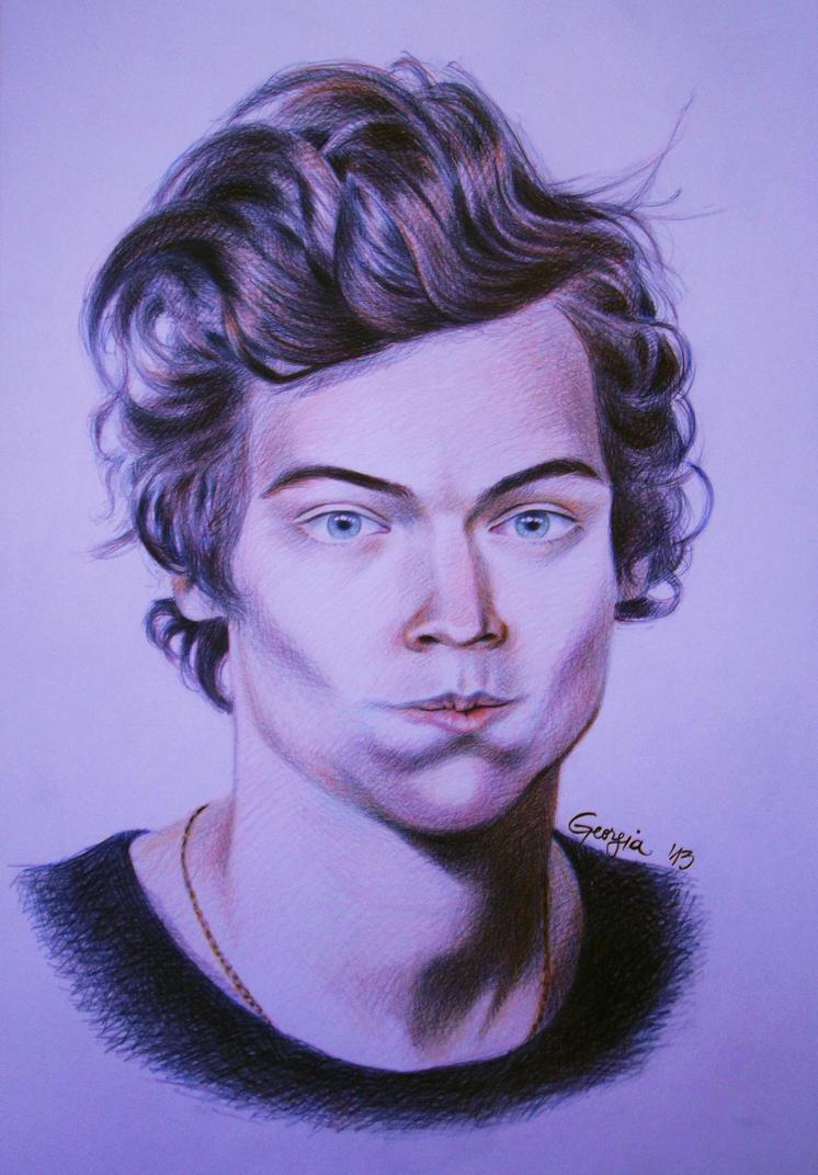 Harry Styles by Gyya