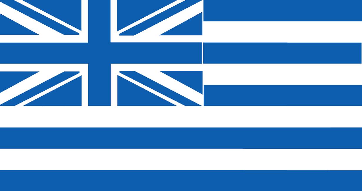flag of greece under britain by foxyredcat on deviantart