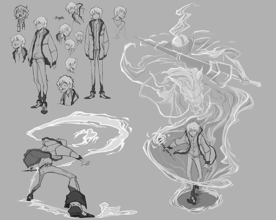 Super Character Design Poses Pdf : Character design poses for royale by point on deviantart