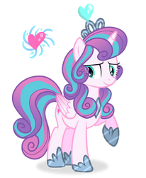 Flurry Heart (My version)  by rainbow15s