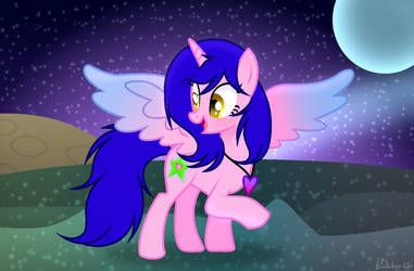 A winged gift (2/2) by rainbow15s