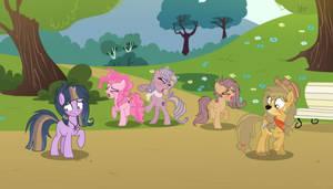 (Sparklingverse Part 2) Swapped Destinies by rainbow15s