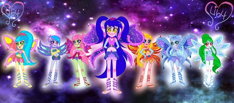Luminous 7 Enchantix