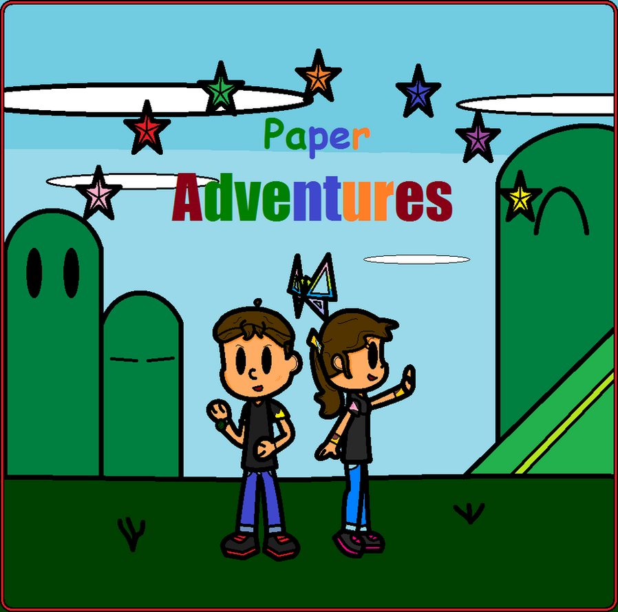 Paper Adventures by Dysartist