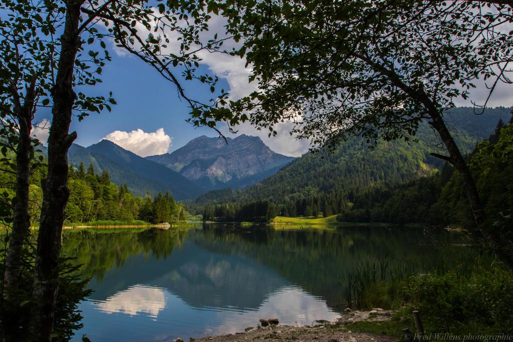lac de montagne by redphoto-59