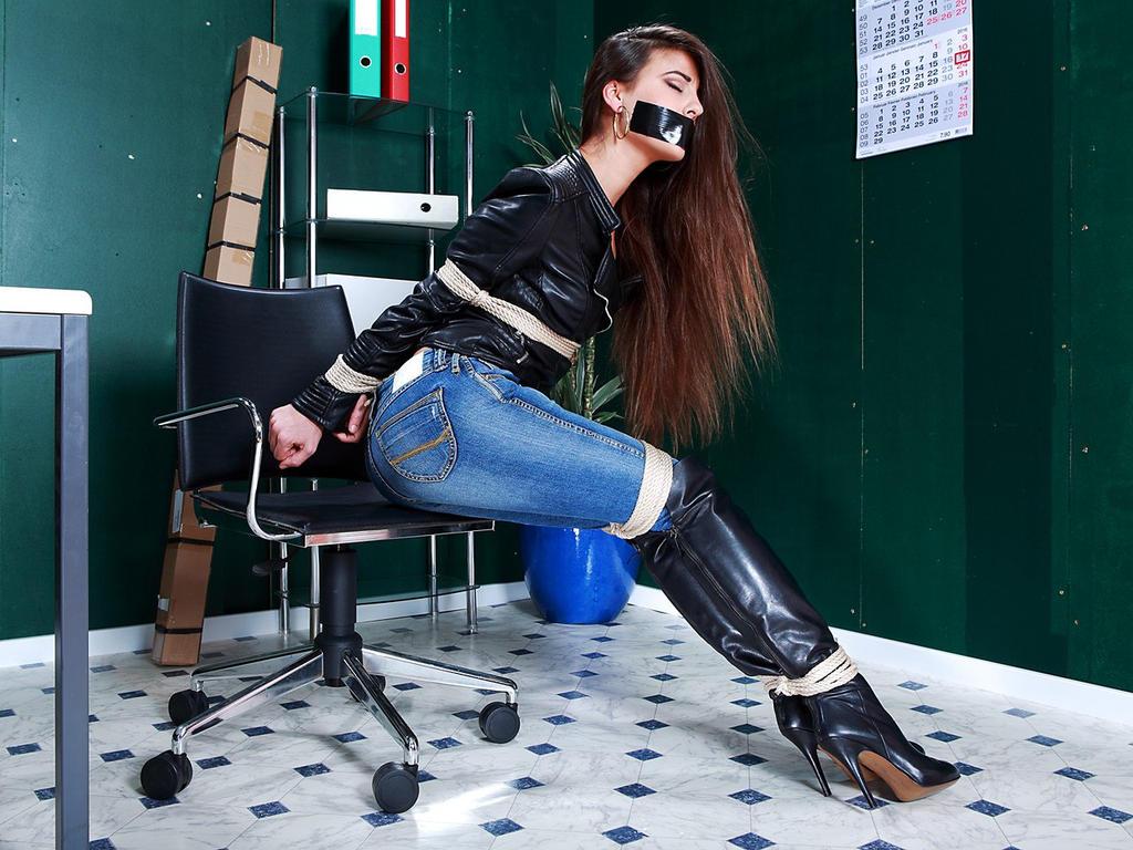 Girl Tape Gagged 5 By Jackrourke2000 On Deviantart-9441