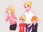 Strider-Lalonde Family