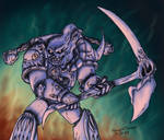 Warped Reaper by Stewi