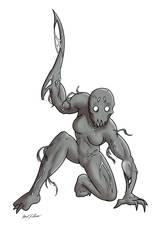 Dauntless Symbiote by Stewi