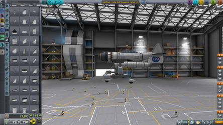 Veeblefitzer FW VE In Hanger before flight