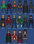 All-Star Year One - Heroes